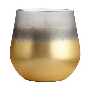 Illume Cavern Glass Candle, Amber Dunes