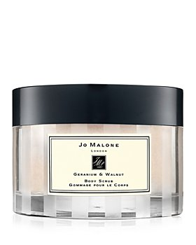 Jo Malone London - Geranium & Walnut Body Scrub 7 oz.