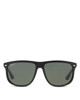 Ray-Ban - Unisex Polarized Flat Top Sunglasses, 60mm