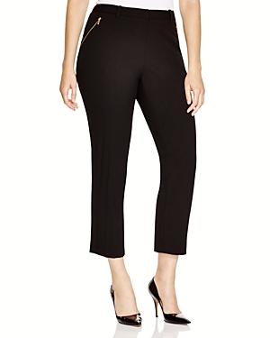 Calvin Klein Plus Zip Detail Skinny Pants