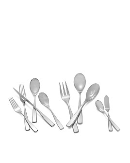 Nambé - Anna 45-Piece Flatware Set