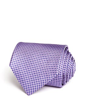 The Men's Store at Bloomingdale's - Micro Harlequin Classic Tie- 100% Exclusive
