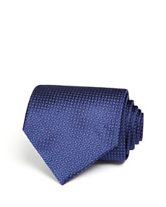 The Men's Store at Bloomingdale's Basket Solid Wide Tie - 100% Exclusive_0