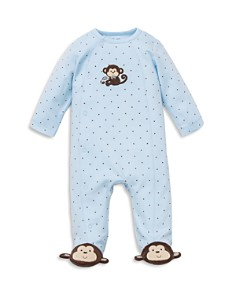 Little Me Boys' Monkey Star Footie - Baby - Bloomingdale's_0