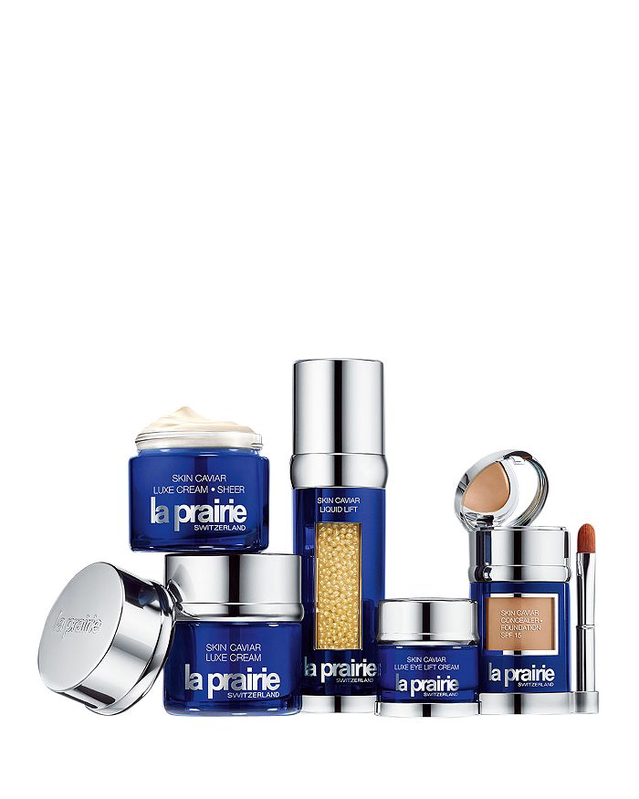 La Prairie - The Skin Caviar Collection