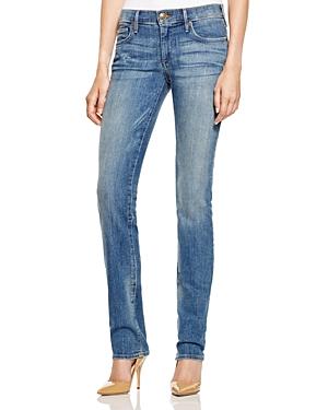 True Religion Cora Straight-Leg Jeans in Vintage Ink