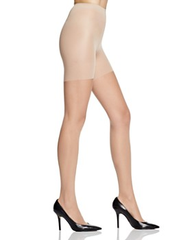 Calvin Klein - Sheer Essentials Stretch Control Top Tights