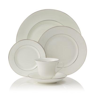 Signer Platinum Tea Saucer