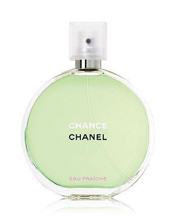 CHANEL - CHANCE EAU FRAICHE Eau de Toilette Spray, 5 oz.