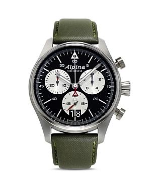 Alpina Startimer Pilot Quartz Watch, 44mm