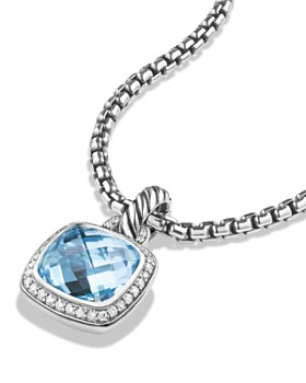 David Yurman - Albion Pendant with Gemstones & Diamonds