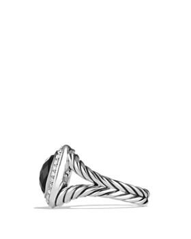 David Yurman - Albion Ring with Black Onyx and Diamonds