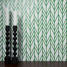 Chasing Paper - Herringbone Removable Wallpaper