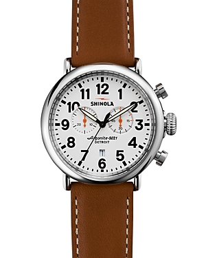 Shinola Runwell Chronograph Watch, 47mm