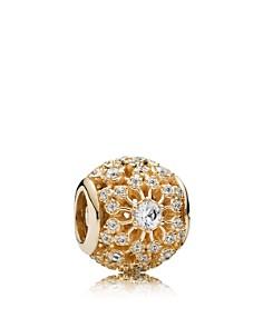 pandora 14k gold charms