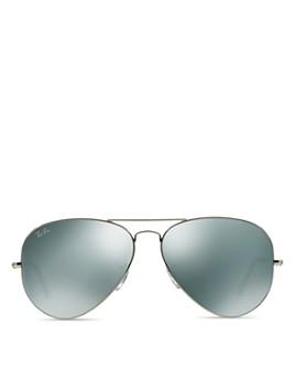 Ray-Ban - Unisex Aviator Sunglasses