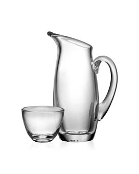 Simon Pearce - Addison Creamer & Sugar Bowl Set