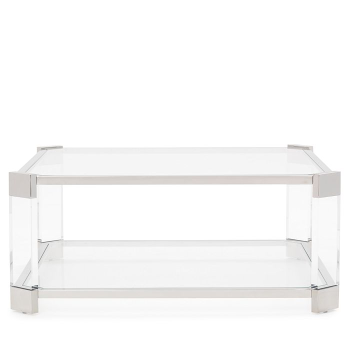 Mitchell Gold Bob Williams Melrose Square Coffee Table