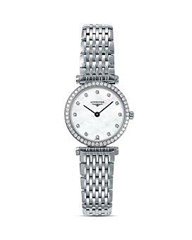 Longines - La Grande Classique Watch with Diamonds, 24mm