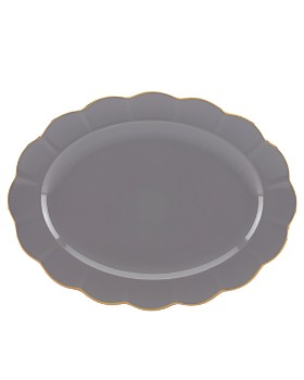 Marchesa by Lenox - Shades Oval Platter