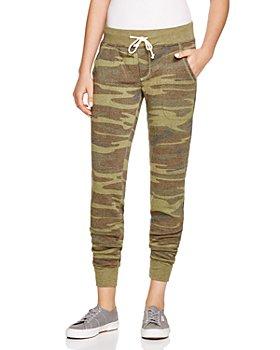 ALTERNATIVE - Printed Jogger Pants