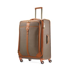 Hartmann Herringbone Luxe Long Journey Expandable Spinner - Bloomingdale's_0
