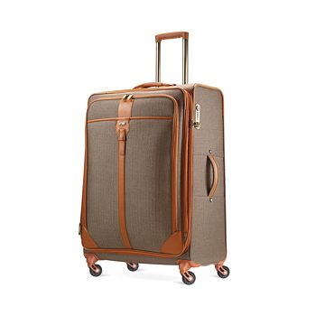 Hartmann - Herringbone Luxe Long Journey Expandable Spinner