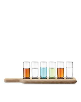 LSA - Oak Paddle & Vodka Set