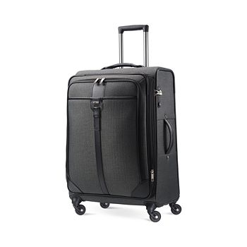 Hartmann - Herringbone Luxe Medium Journey Expandable Spinner