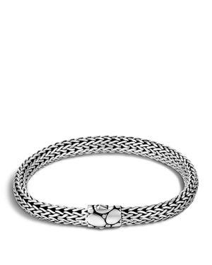 John Hardy Small Chain Bracelet with Kali Clasp