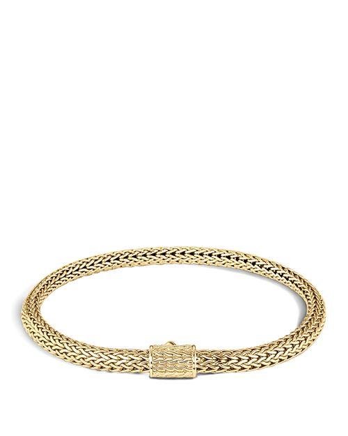 JOHN HARDY - Classic Chain 18K Gold Extra Small Bracelet