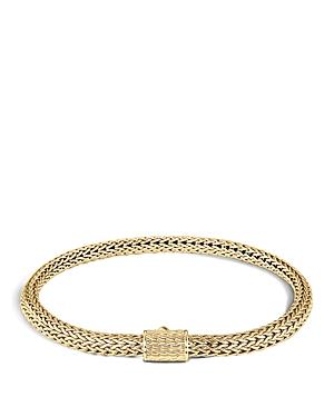 John Hardy Classic Chain 18K Gold Extra Small Bracelet