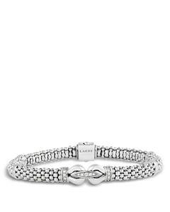 c836dd371 Crislu Celebration Bracelet in Platinum-Plated Sterling Silver ...