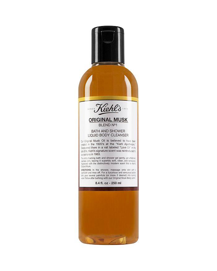 KIEHL'S SINCE 1851 Original Musk Bath & Shower Liquid Body Cleanser,1401693