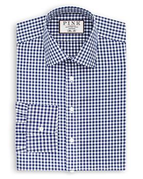Thomas Pink - Summers Check Dress Shirt - Bloomingdale's Regular Fit