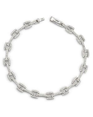 Diamond Link Bracelet in 14K White Gold, 1.50 ct. t.w. - 100% Exclusive