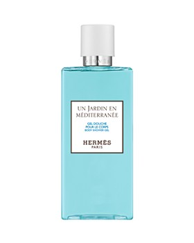 HERMÈS - Un Jardin en Méditerranée Perfumed Bath & Shower Gel, Le Bain Garden Collection