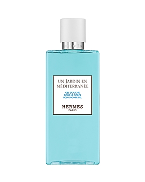 HERMES Un Jardin en Mediterranee Perfumed Bath & Shower Gel, Le Bain Garden Collection at Bloomingdale's