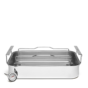 Cristel Tri-Ply Stainless Steel Roaster