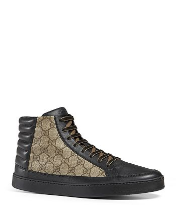 Gucci - Men's Common High Top Sneakers