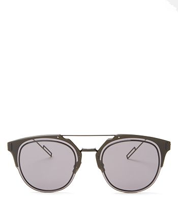 Dior Homme - Men's Composit 1.0 Round Sunglasses, 62mm