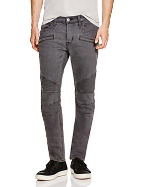 Hudson Blinder Biker Super Slim Fit Jean in Abys
