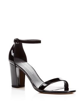 d9f0d968d Stuart Weitzman - Women s Nearlynude Ankle Strap Sandals ...
