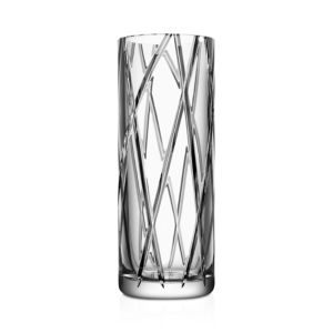 Orrefors Explicit Vase, Large Stripes