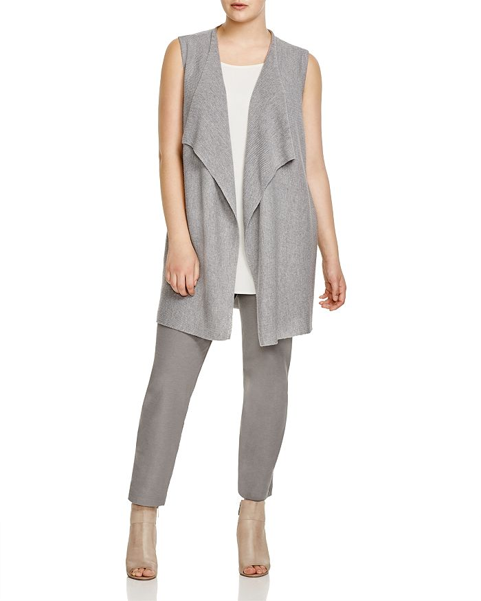 Eileen Fisher Plus - Vest, Tank & Pants