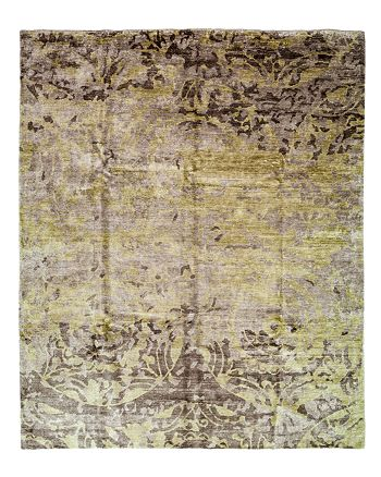 "Bloomingdale's - Gabbeh Collection Oriental Area Rug, 8'1"" x 9'10"""
