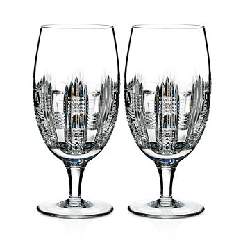 Waterford - Essentially Dungarvan Iced Beverage Glasses, Set of 2