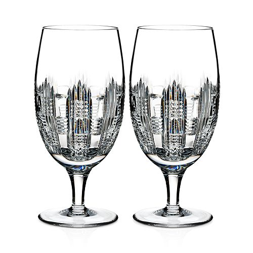 Waterford - Essentially Dungarvan Iced Beverage Glasses, Set of 2