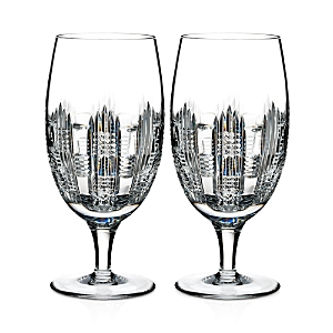 Waterford Essentially Dungarvan Iced Beverage Glasses, Set of 2-Home