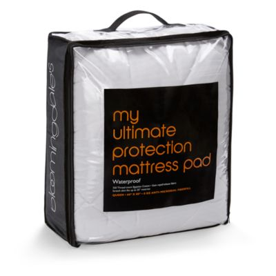 My Ultimate Protection Mattress Pad, King - 100% Exclusive